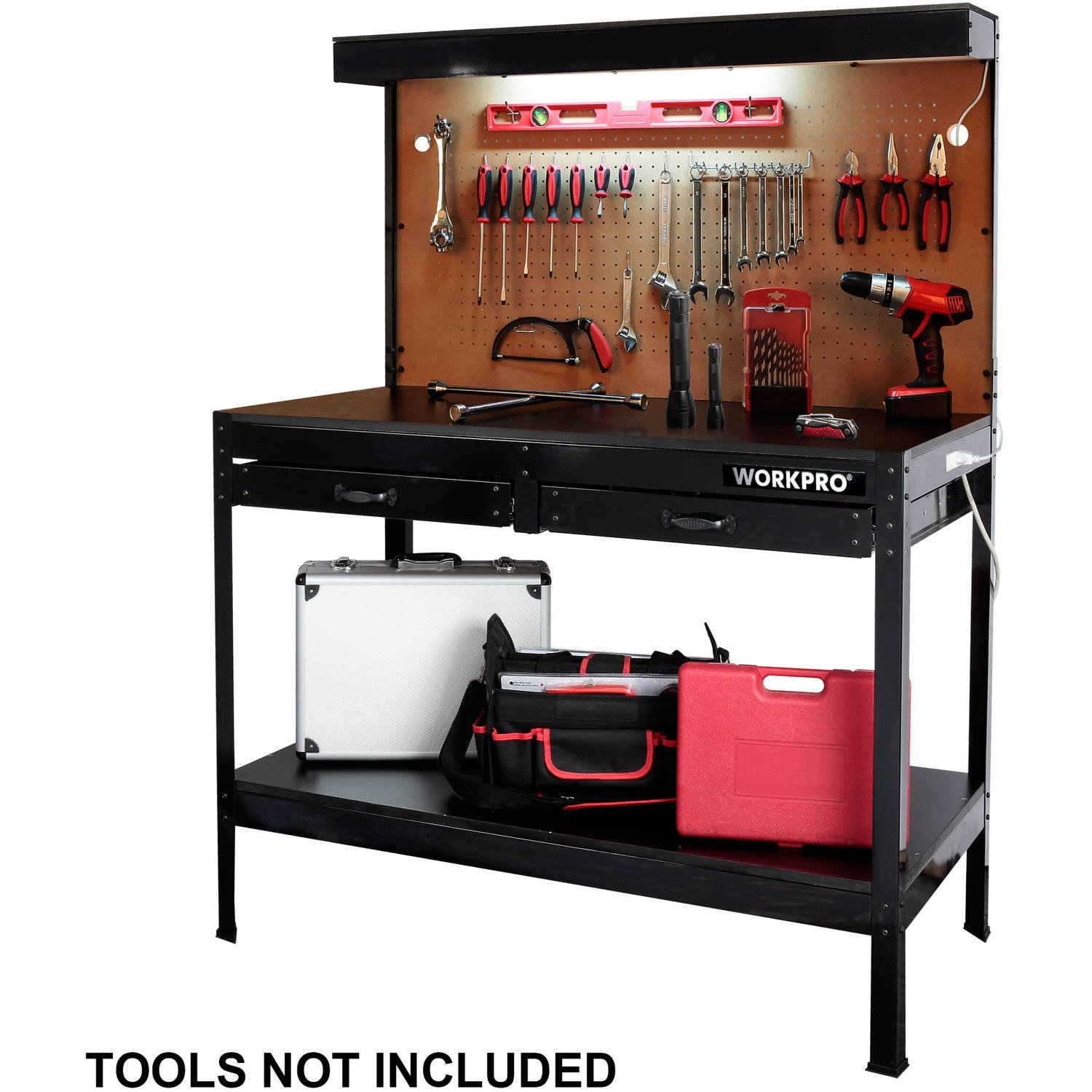 Multi purpose workbench with worklight by WORKPRO (Image #2)