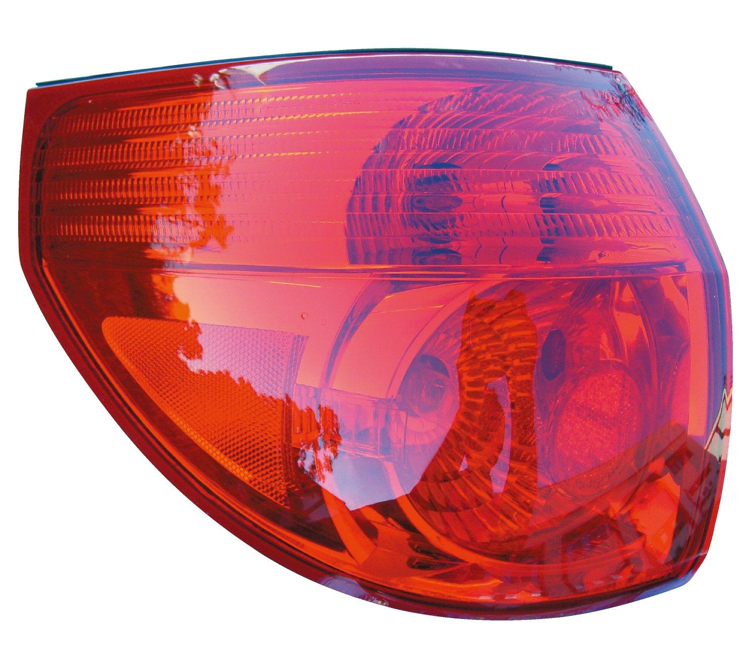 Eagle Eye Lights TY920-B000L Tail Light Assembly 4333245726 rm-EGL-TY920-B000L