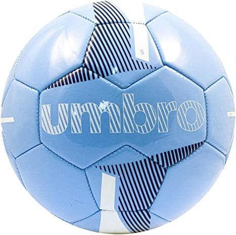 Umbro Veloce Supporter Ball Balón Futbol, Niños, Sky Azul/Blanco ...