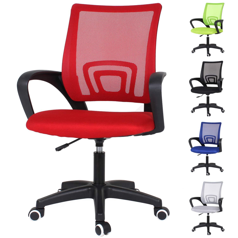 Birtech Black Office Chairs Computer Desk Chair Executive Mesh Chair Ergonomic Comfy Swivel Chair For Home Office Desk Chairs Chairs Stools