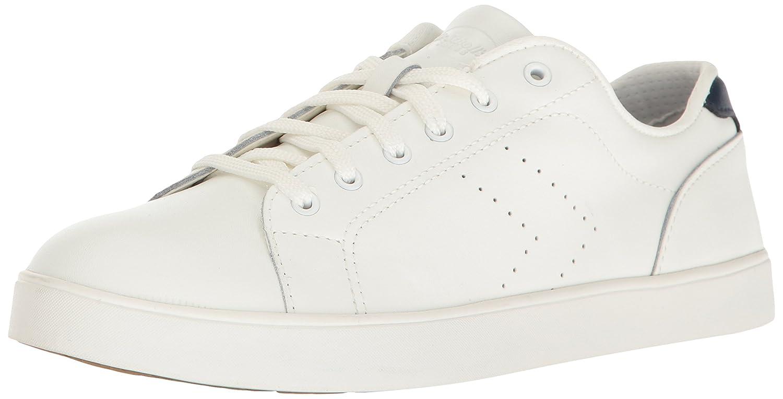 Dr. Scholl's Women's Madi Chevron Fashion Sneaker B01LYC6EU1 10 B(M) US|White