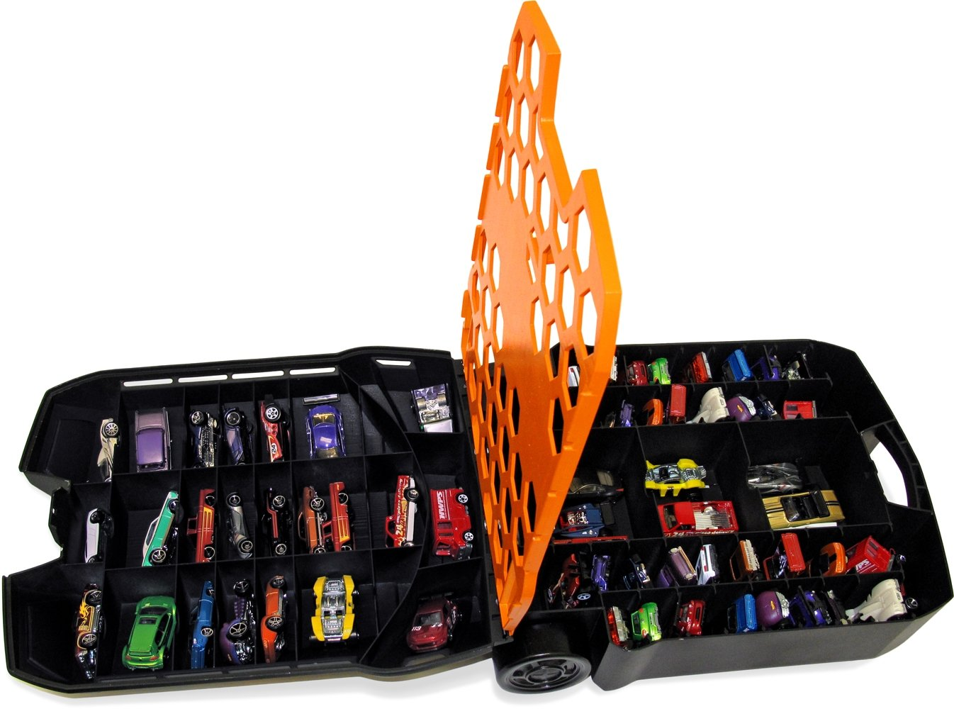 Buy Tara Toys Hot Wheels 100 Car Rolling Storage Case With