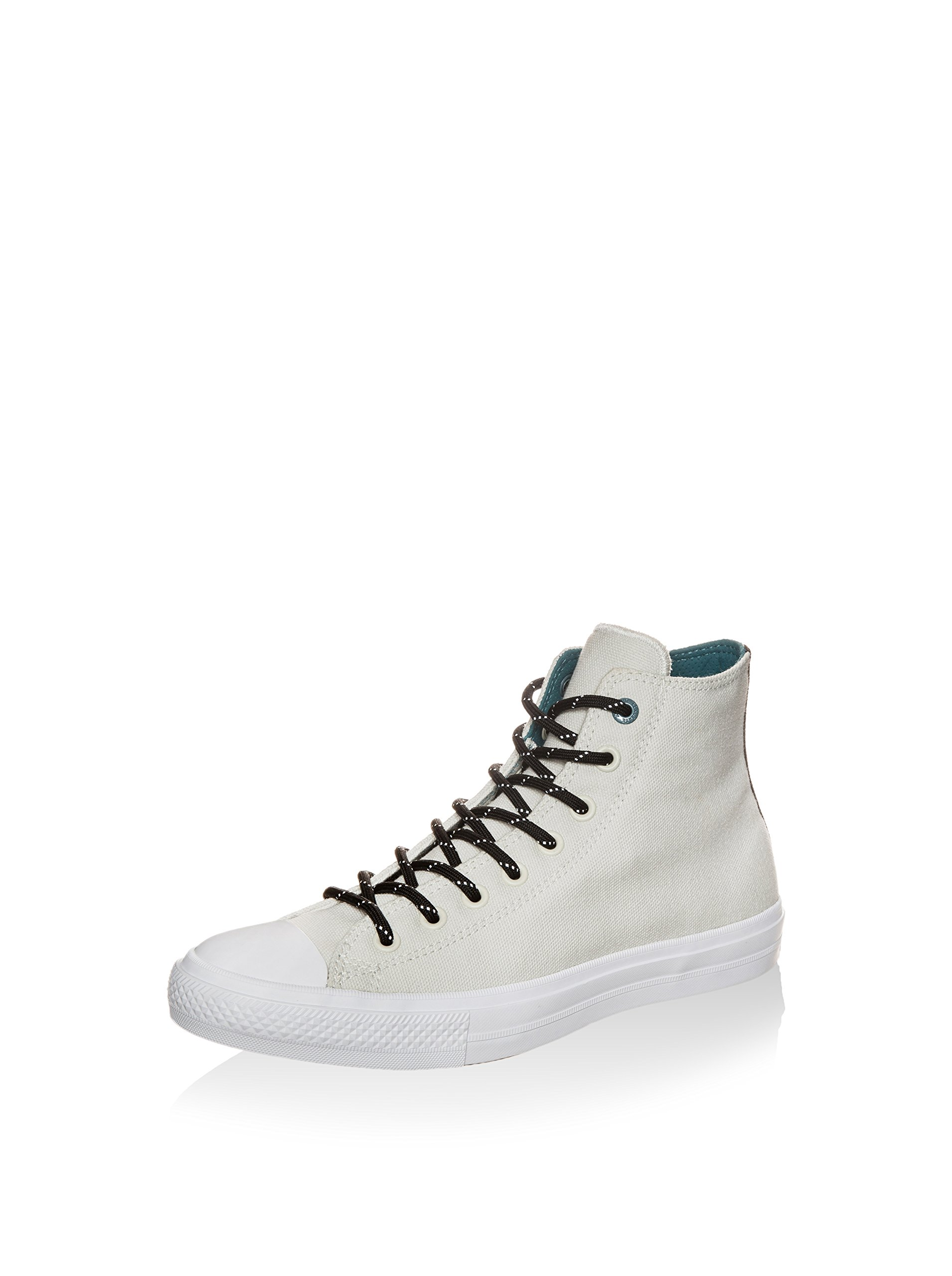 Converse CTAS II HI Chuck Taylor All Star Climate Counter Buff/Cool Jade/White (10 B(M) US Womens / 8 D(M) US Mens)