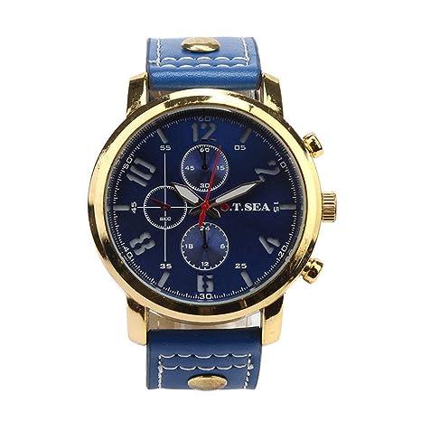 WMWMY Moda Hombres Reloj Militar Casual Sports Watch Reloj Reloj Analógico De Cuarzo Mejor Regalo,