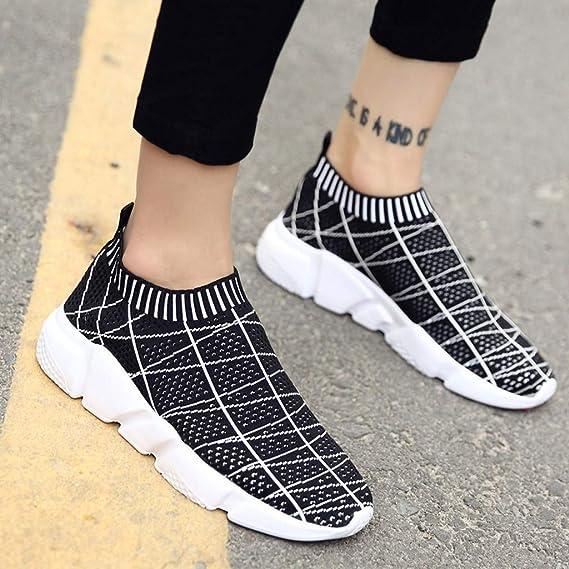 Btruely Zapatillas Hombres Deporte Running Sneakers Zapatos para ...