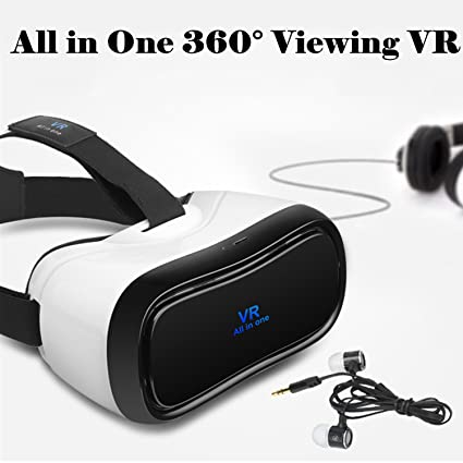 2fc964a1bd33 Amazon.com  3D VR Headset All in One