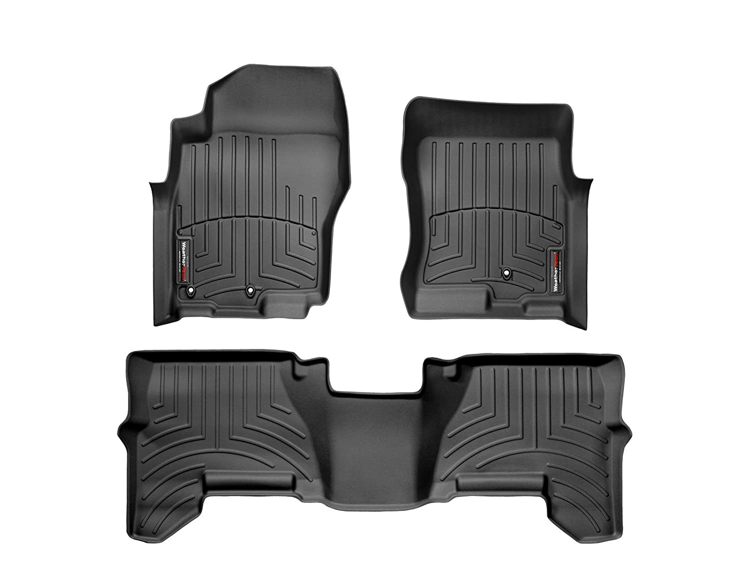 Weathertech floor mats nissan pathfinder - Amazon Com Weathertech Custom Fit Floorliner Nissan Xterra 2005 2013 1st 2nd Row Black 2 Retention Posts Automotive