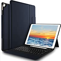 ELTD Funda con Teclado para iPad Air 10.5 2019 Funda Ultra Delgada de Alta Calidad con Teclado Adjunto para iPad Air 10.5 2019 Tableta