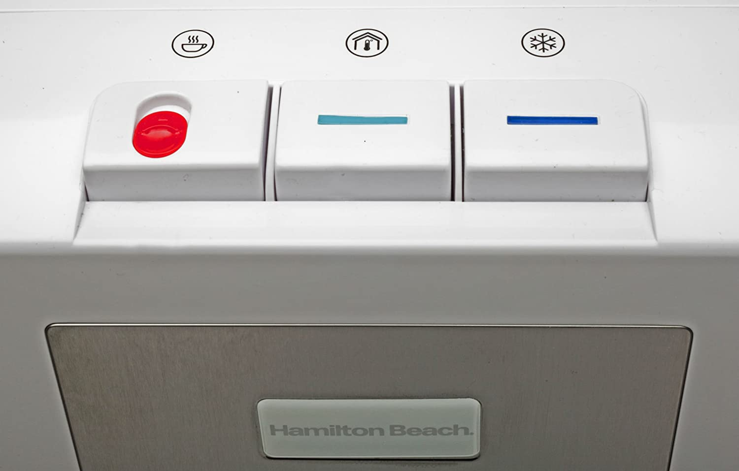 Hamilton Beach Bottom Loading dispensador de agua, color blanco: Amazon.es: Amazon.es