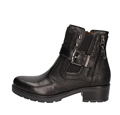Nero Giardini A719920D Bottes et bottines Femme Black Black - Chaussures Bottine Femme