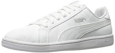 9b59c90e1fb PUMA Men s Smash Deboss Fashion Sneaker