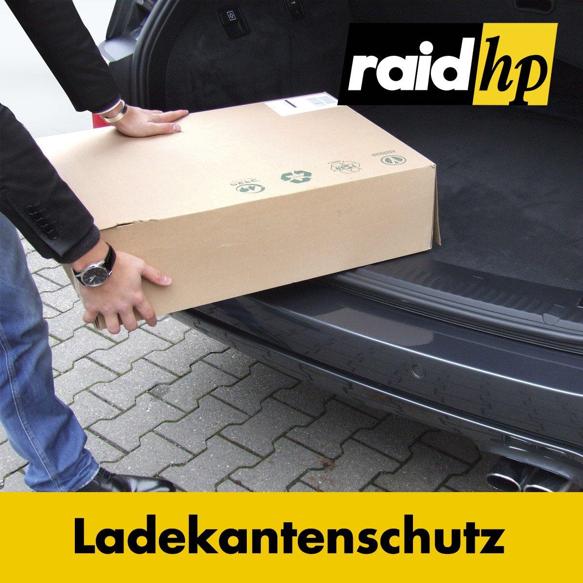 3+5 T/Ã/¼rer raid hp Ladekantenschutz-Folie  Yaris Typ XP13 ab 2010-