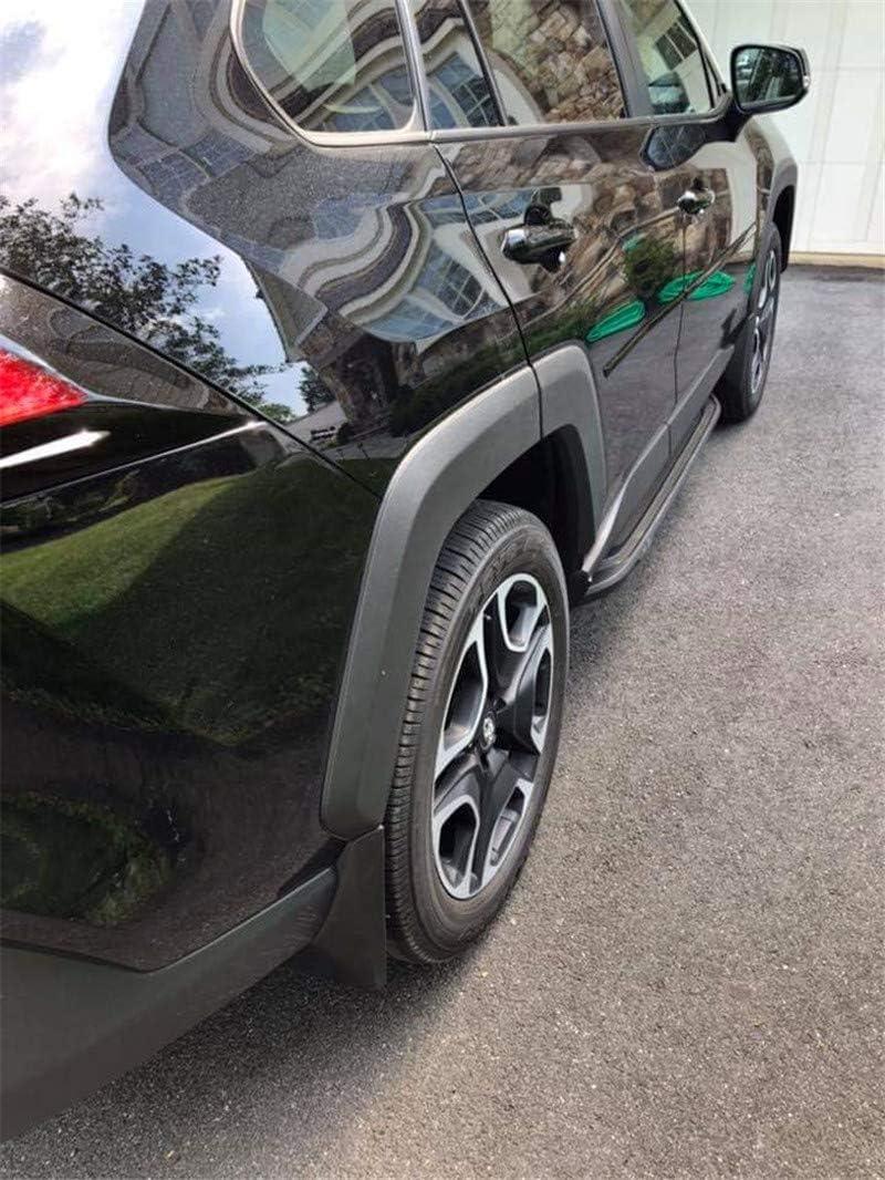 Kingcher Fit for 2019 2020 Toyota RAV4 Running Boards Side Step Nerf Bar Platform