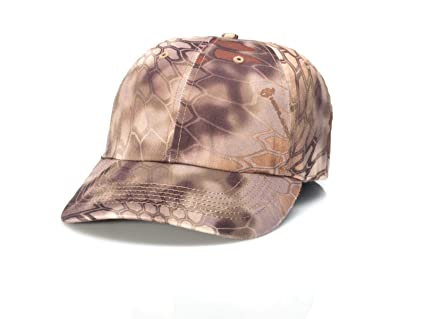 50d1613f8facf Amazon.com   Kryptek Tactical Richardson Hat Military Camo Hunting ...
