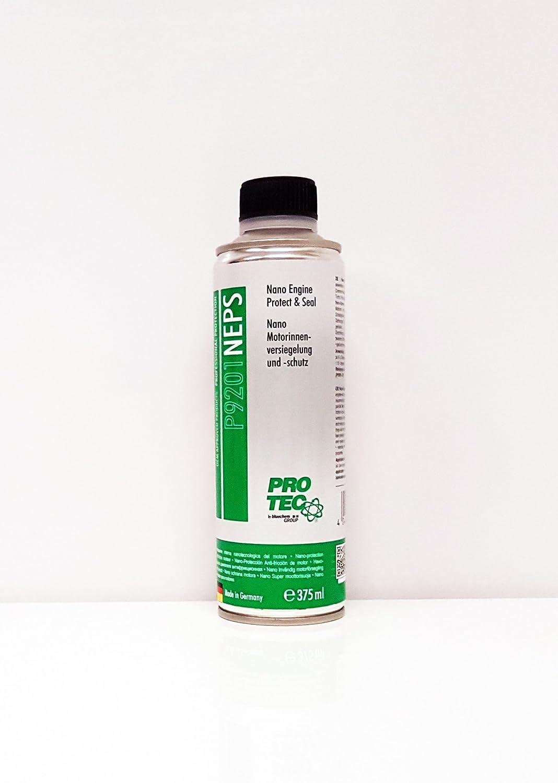 PRO TEC Nano Engine Protect & Seal- Protecció n nanotecnoló gica del motor, 375ml 9201 Protección Desgaste