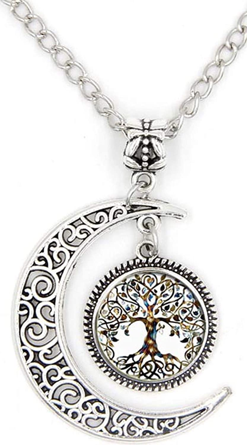 Birthday Gifts Jewelry for Women//Girls HQ Cremation Jewelry Love God Cross Pendant Necklace with Birthstone