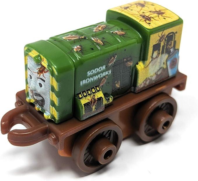 Mini Train Neon Iron Bert 2 Inch Scale Engine