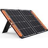 Jackery SolarSaga 60W Solar Panel for Explorer 160/240/500 as Portable Solar Generator, Portable Foldable Solar Charger for S