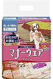 マナーウェア 女の子用 Mサイズ 小~中型犬用 34枚