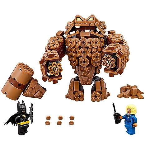 Amazon.com: LEGO Batman Movie Clayface Splat Attack 70904: Toys & Games