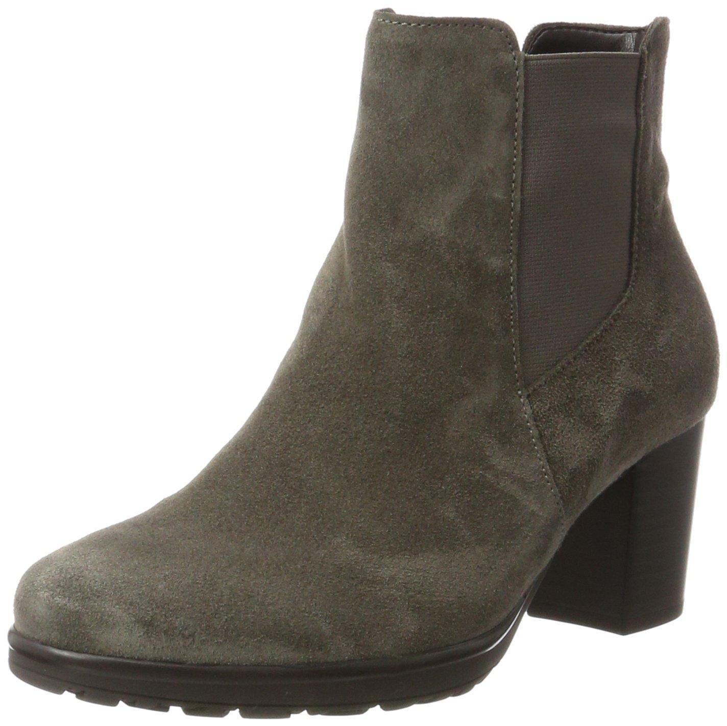Gabor Shoes Gabor Basic, Botas para Mujer39 EU Marrón (13 Wallaby)