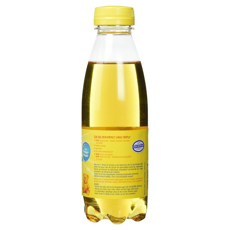 Bebivita Apfelsaft in stillem Mineralwasser, 500 ml: Amazon.de ...