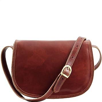 Marron Tuscany Tl9031 En Leather Isabella Cuir Sac Bandoulière MGqUzVpS