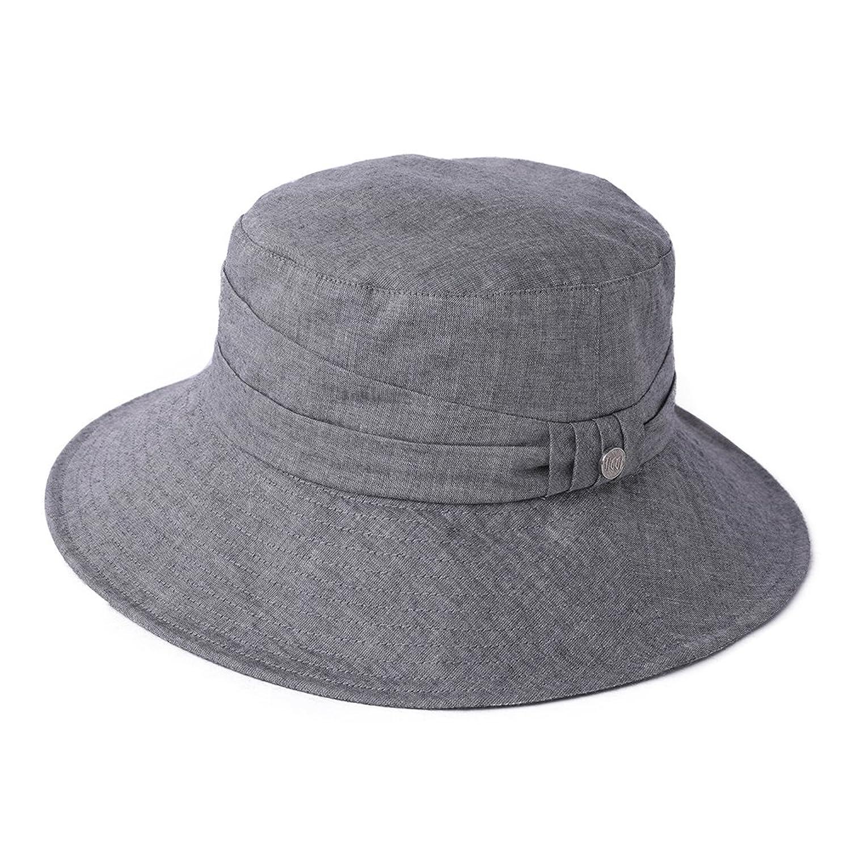 Details about SiggiHat Sun Hat Women UV Protection Foldable UPF 50 + Cotton  Bucket Beach. 22782901b83