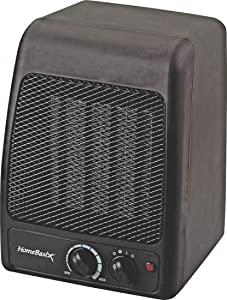 Homebasix Ptc-700 Portable Electric Heater