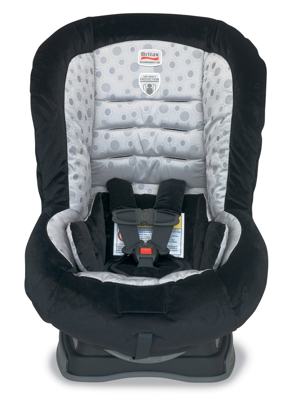 Amazon Britax Roundabout 55 Convertible Car Seat Silverlake Prior Model Baby