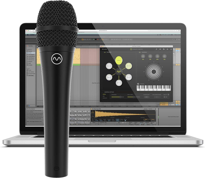 Dubler Studio Kit | Convierte tu voz en MIDI, instantáneamente | Tu voz es el controlador MIDI.