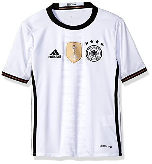 fd07af14eee Amazon.com : Adidas Youth International Soccer Jersey : Clothing