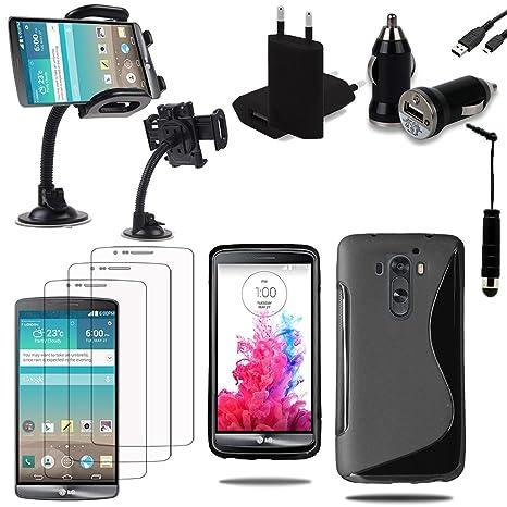 VCOMP LG G3 D850/ D851/ D855/ VS985/ LS990/ D852: Lote Funda ...