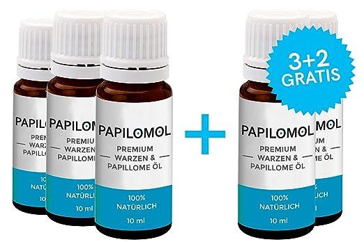 Behandlung von Papillomen mit Propolis