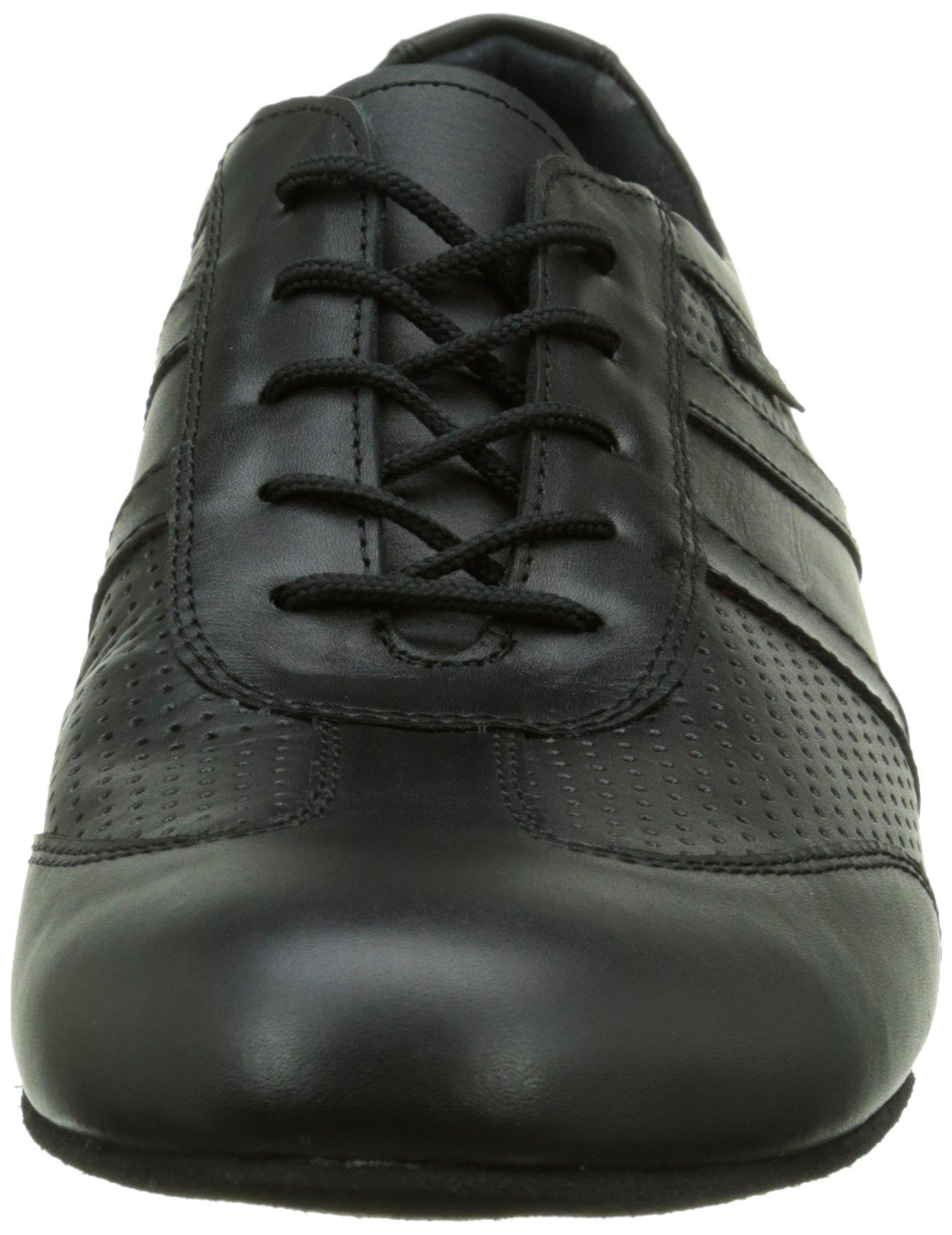 Diamant Men's Model 13 Dance Sneaker- 1'' (2.5 cm) Wedge Heel (Wide - H Width), 13.5 W US (13 UK) by Diamant (Image #4)