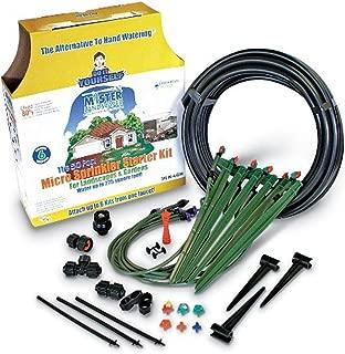 product image for Mister Landscaper MLK-LGH 50' Drip Irrigation Micro Sprinkler Starter Kit