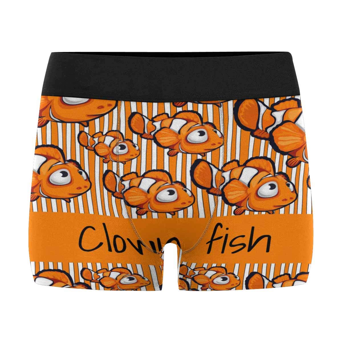XS-3XL INTERESTPRINT Custom Mens Boxer Briefs Underwear