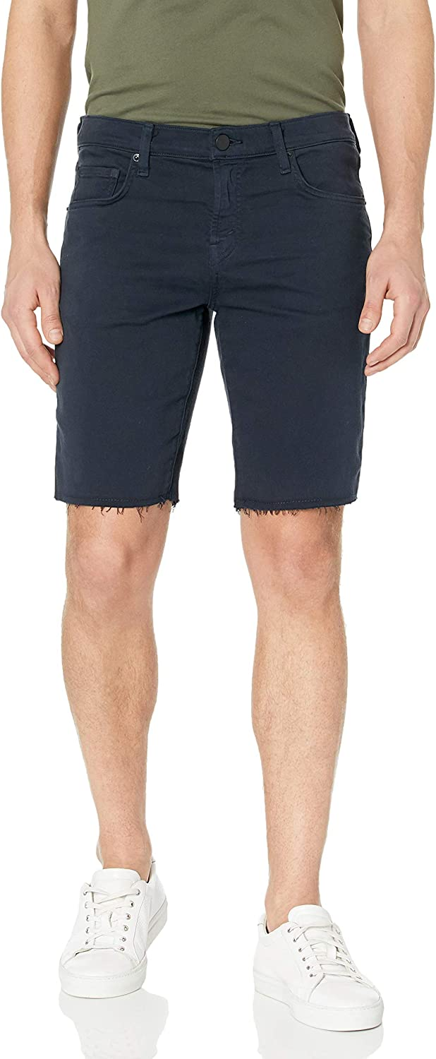 J Brand Mens Tyler Cut Off Slim Fit Short