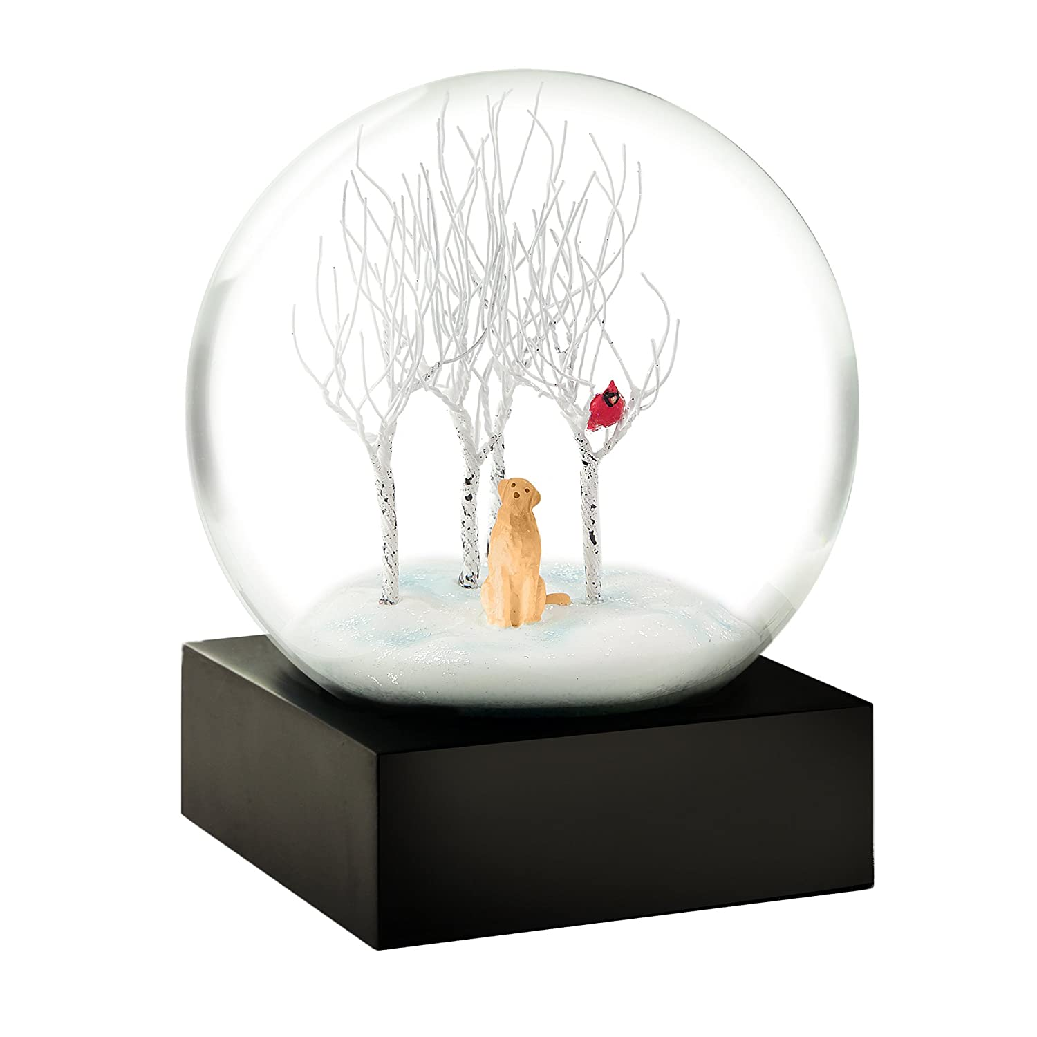 CoolSnowGlobes Lab in the Woods Snow Globe CS188-LABC