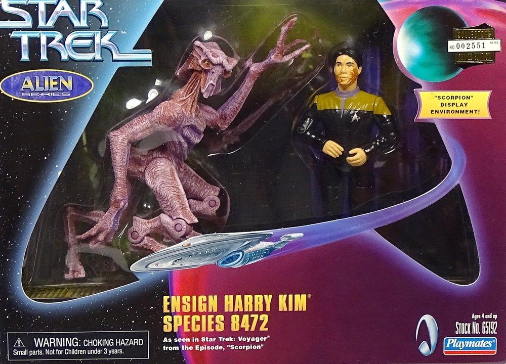Reducción de precio Star Trek Alien Series Ensign Harry Kim Species 8472 by Star Trek