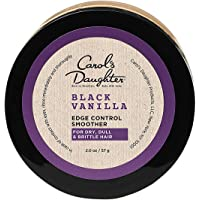 Carol's Daughter Black Vanilla Moisture & Shine Edge Control Smoother For Dry Hair and Dull Hair, with Aloe and Honey…
