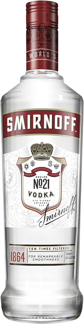 Smirnoff Red Label Vodka 700ml