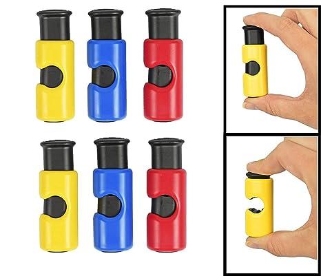 Amazon.com: Alazco - Juego de clips para bolsas de pan ...