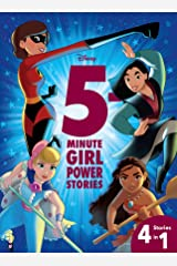5-Minute Girl Power Stories: 4 Stories in 1 (5-Minute Stories) Kindle Edition