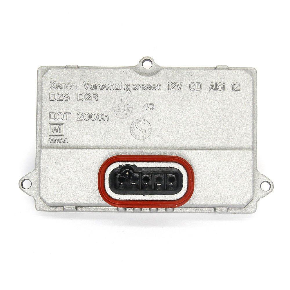 Wisamic HID Headlight Ballast Headlight Control Unit for Audi, BMW, Mercedes, Jaguar, Saab, Ford, Crysler, Land Rover Replace 5DV 008 290-00