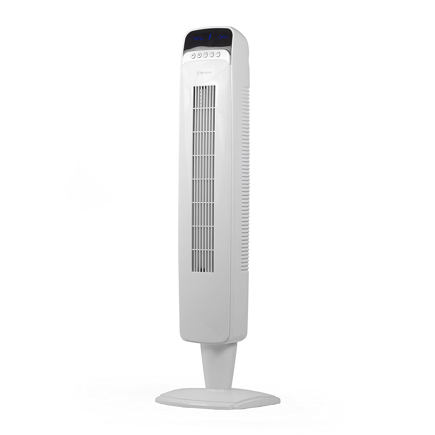"White Westinghouse 40/"" Tower Fan w// Remote"