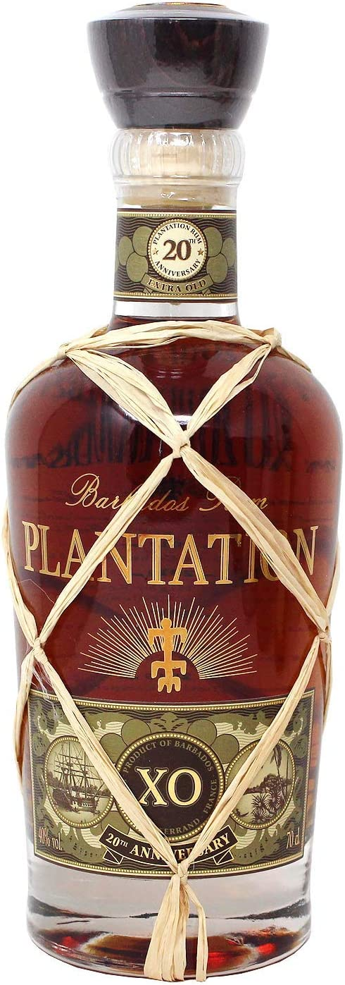 Plantation Barbados XO Extra Old 20th Anniversary con paquete ...
