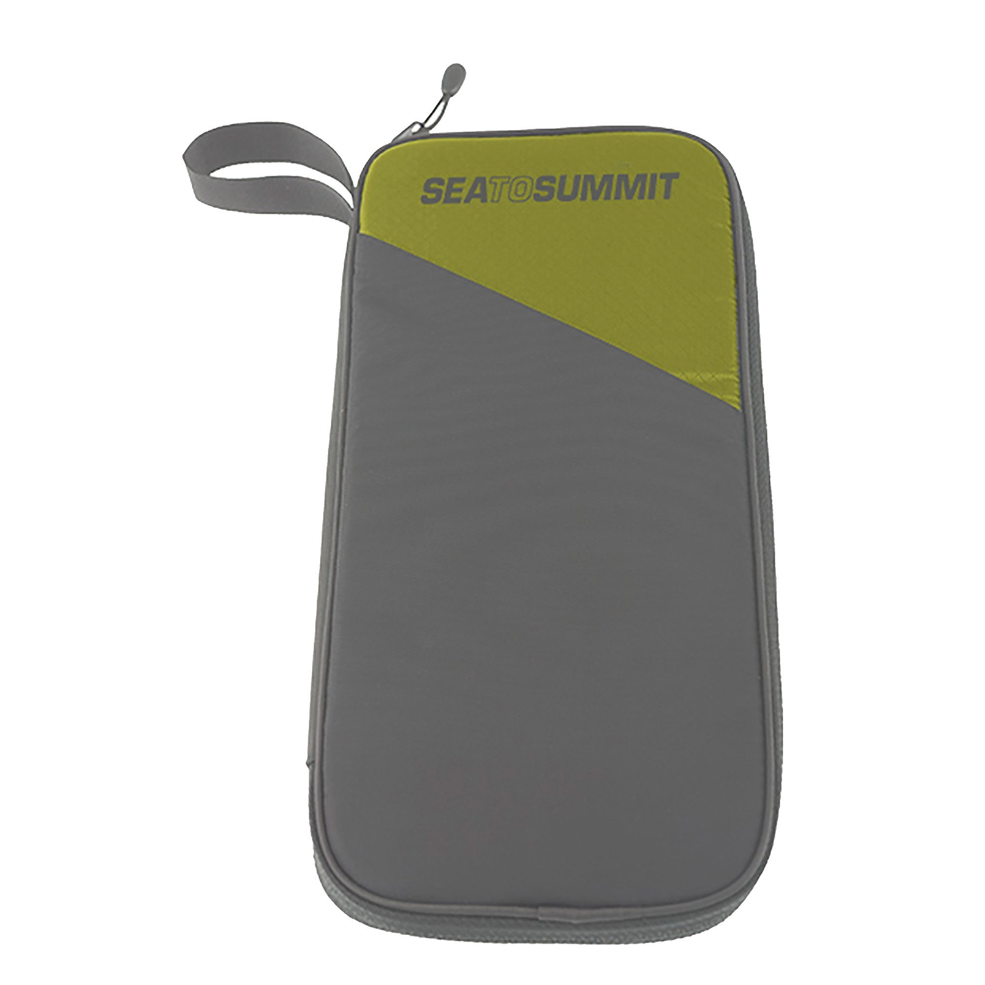 Sea to Summit Travelling Light RFID Travel Wallet - Lime Large by Sea to Summit