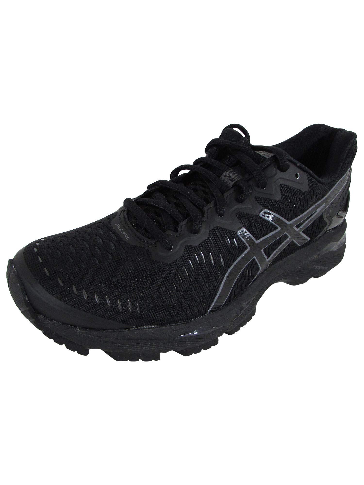 ASICS Women's Gel-Kayano 23 Running Shoe, Black/Onyx/Carbon, 8.5 M US