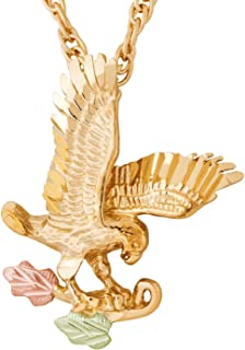 product image for Black Hills Gold Eagle Pendant
